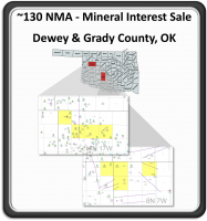 ~ 130 NMA - Mineral Interest Sale