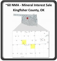 ~60 NMAs for Sale Kingfisher County