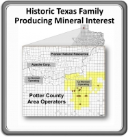 Historic Texas Family Mineral Interest Sale